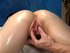 Cute sexy 18 year old gets...