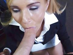 Blonde MILF pawned her...