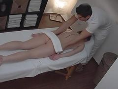 Oil Massage and Fucking